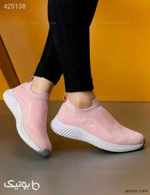 کفش زنانه Skechers مدل K2979 صورتی 99 2020