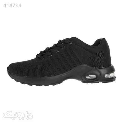 کفش مخصوص پیاده روی زنانه کد 202 مشکی 98 2020
