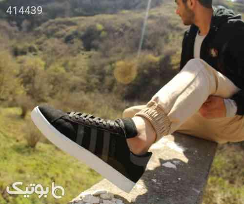 کفش اسپرت مشکی 98 2020