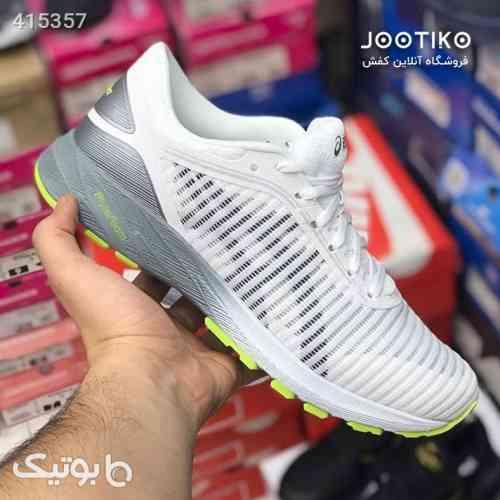 کفش اسیکس داینافلایت DYNAFLYTE 2 مردانه سفید 98 2020
