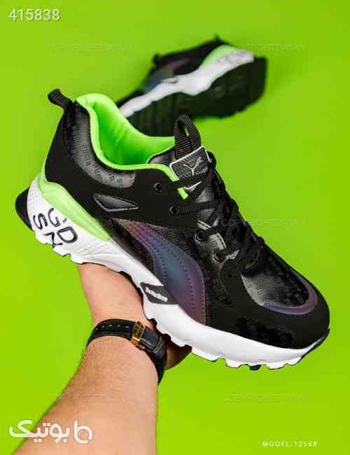 کفش مردانه Puma مدل 12568  مشکی 98 2020