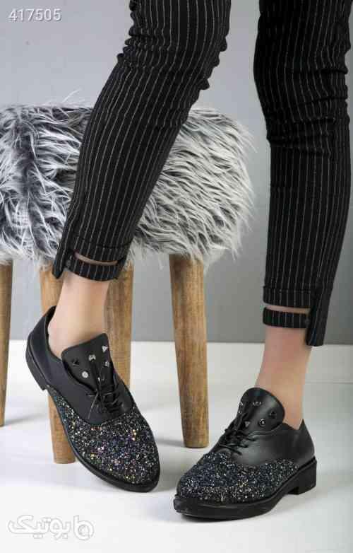 کفش بسیار زیبا و شیک پرفروش  مشکی 98 2020