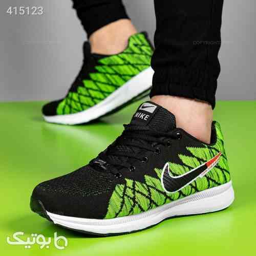 کفش مردانه Nike مدل 12902  سبز 98 2020