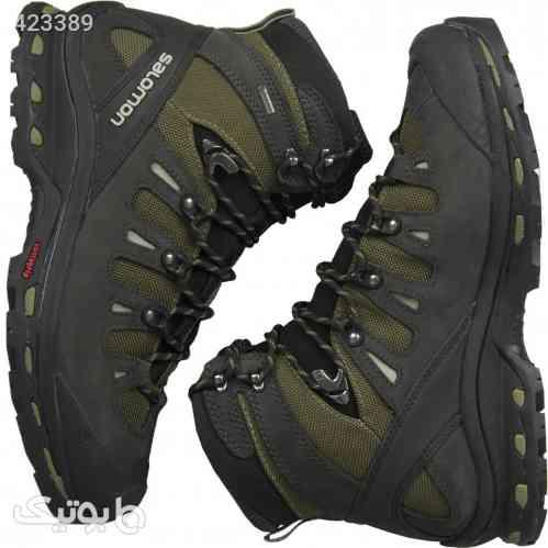 کفش کوهنوردی مردانه سالومون مدل MT طوسی 99 2020