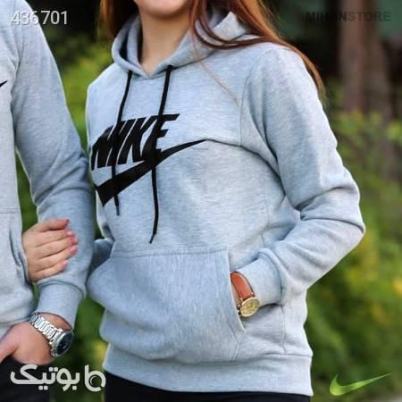 ست هودی مردانه و زنانه Nike نقره ای ست زوج و خانواده
