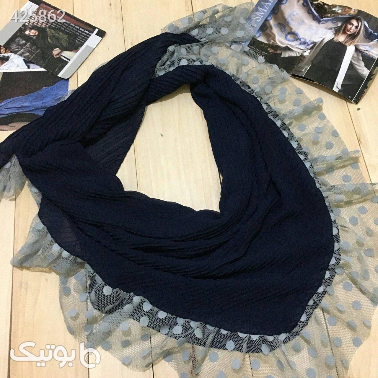 روسری مشکی شال و روسری