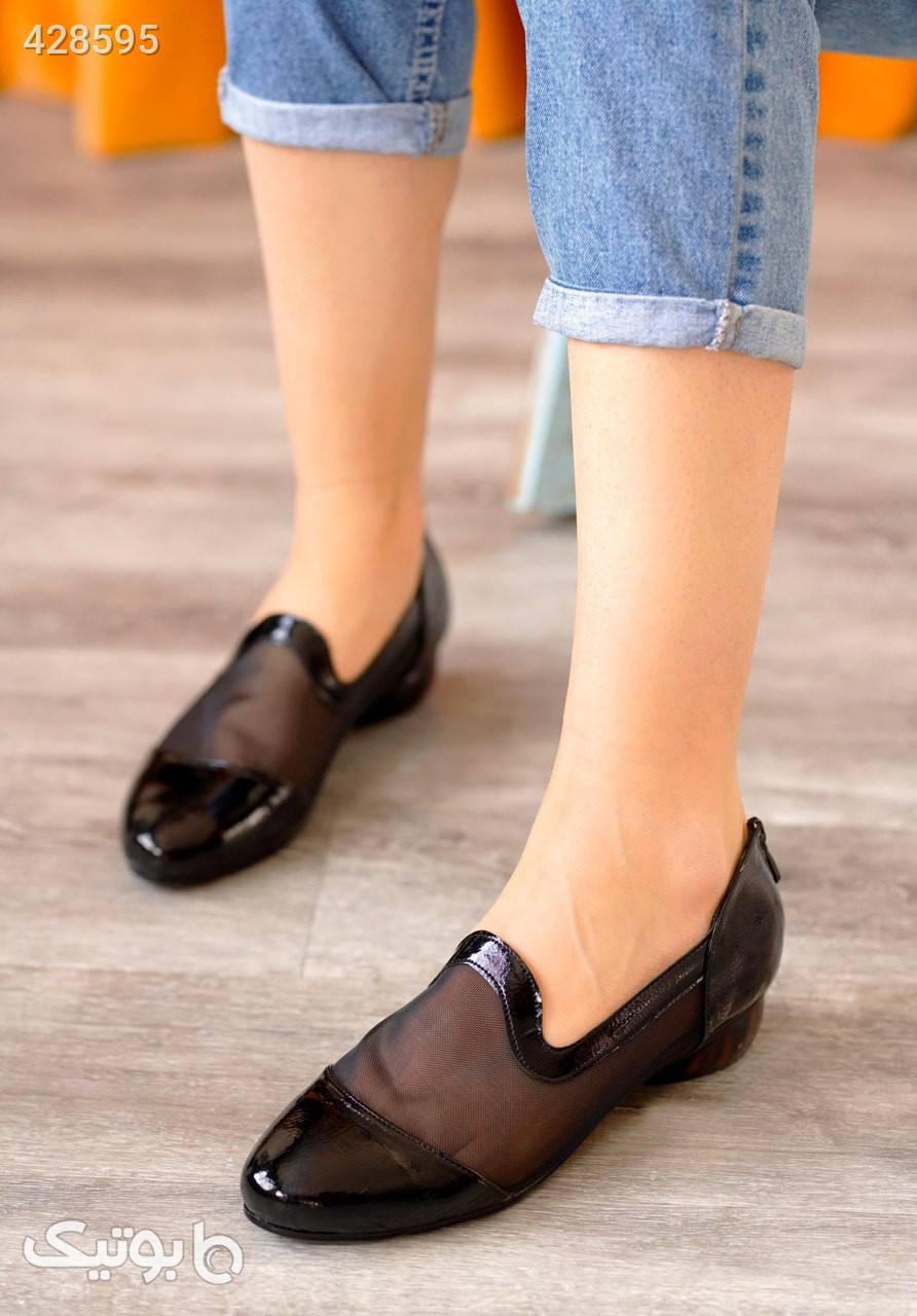 کفش جدید و شیک کد ۹۳۲ مشکی كفش زنانه