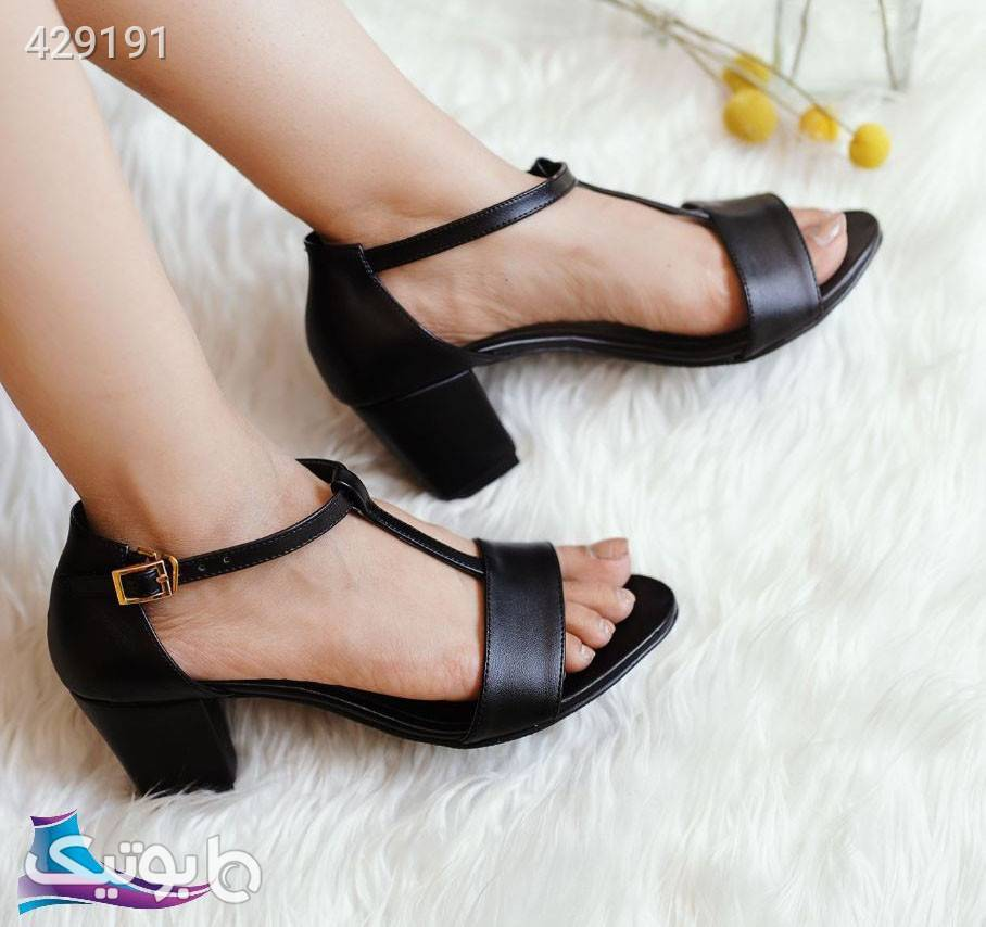 کفش جدید و شیک کد 234پاشنه 5 سانت مشکی كفش زنانه
