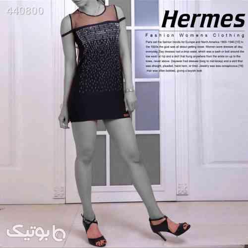 تاپ دخترانه مدل Hermes (مشکی)  مشکی 99 2020