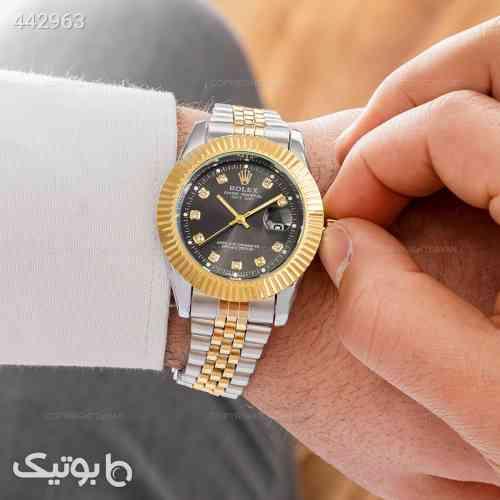 ساعت رولکس کلاسیک  زرد 99 2020