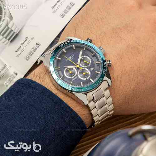 ساعت مچی مردانه  Rado  مدل 12861 نقره ای 99 2020