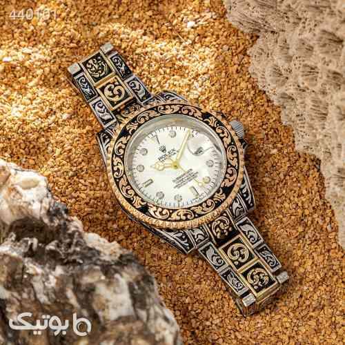 ساعت مچی  Rolex مدل 13128 نقره ای 99 2020
