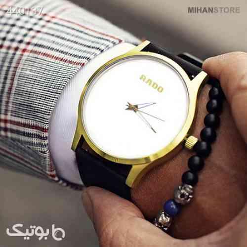 ساعت مچی Rado مدل Simple مشکی 99 2020