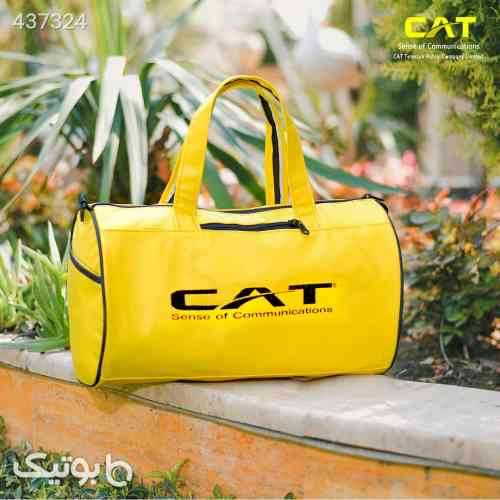 ساک ورزشی cat زرد 99 2020