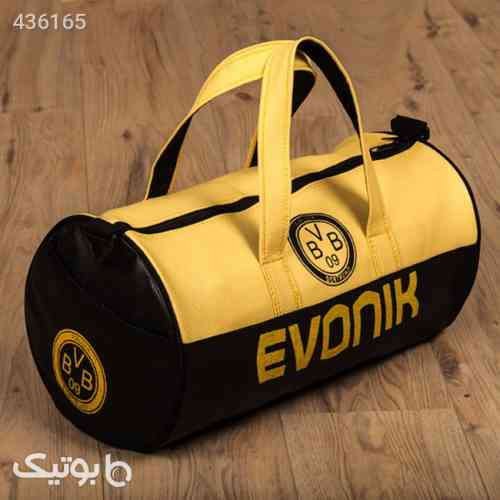 ساک ورزشی dortmund مدل evonik زرد 99 2020
