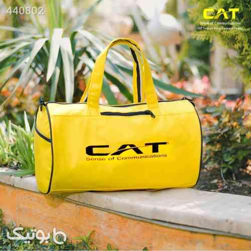 ساک ورزشی CAT  (زرد)  زرد 99 2020
