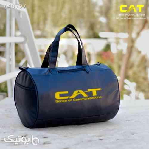 ساک ورزشی CAT  (مشکی)  مشکی 99 2020