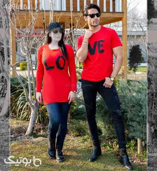 ست عاشقانه داستان عشق  قرمز 99 2020