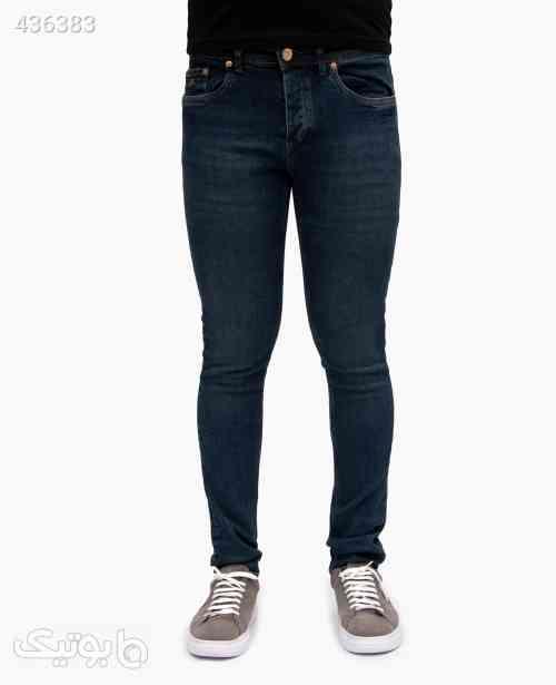 شلوار جین مردانه Worthiness کد 66516 سورمه ای 99 2020