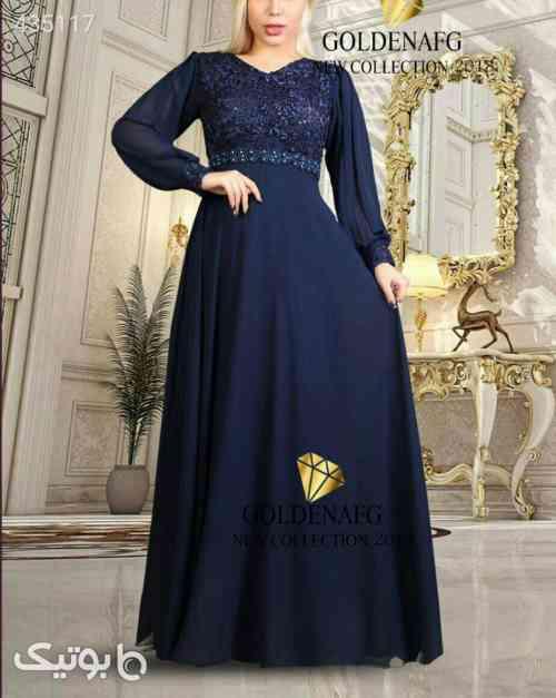لباس مجلسی شب  هانا مدل ترڪ  سبز 99 2020