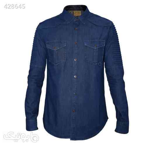 پیراهن جین سورمه ای 99 2020
