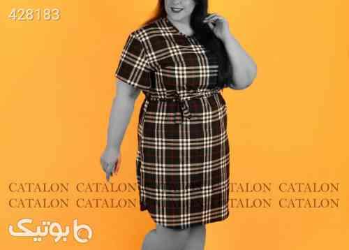 سارافون کمربندی سایز بزرگ جدید زنانه مشکی 99 2020