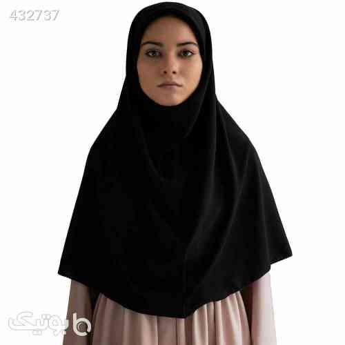 مقنعه حجاب فاطمی مدل مصری کد Ker 3100 مشکی 99 2020
