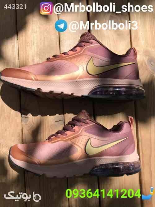 مدل جدید نایک ایرمکس Nike airmax  قهوه ای 99 2020