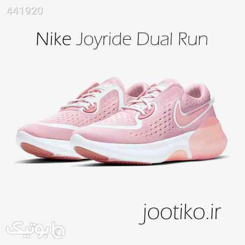 نایک جوی راید دوئل زنانه Nike Joyride Dual Run صورتی صورتی 99 2020
