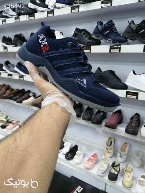 کفش اسپرت رانر مشکی 99 2020
