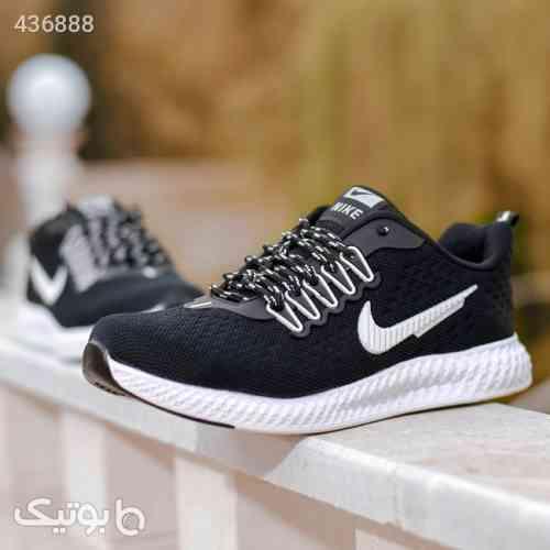 کفش مردانه Nike مدل Bernard مشکی 99 2020