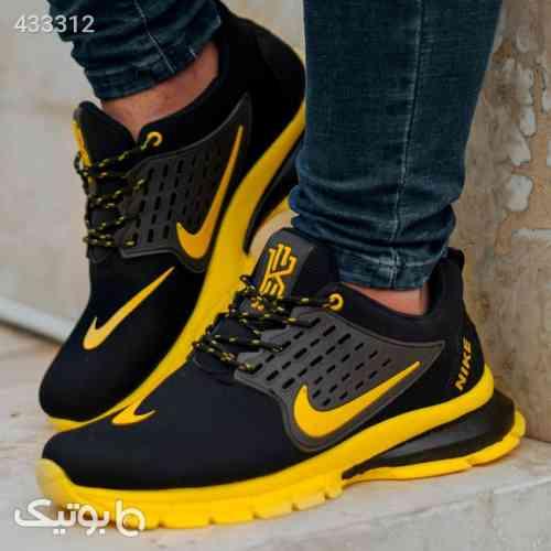 کفش مردانه Nike مدل Lixo زرد 99 2020