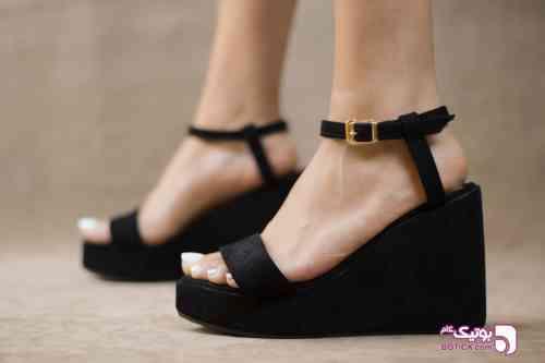 کفش زنانه هدیزاین مدل S19 مشکی 99 2020