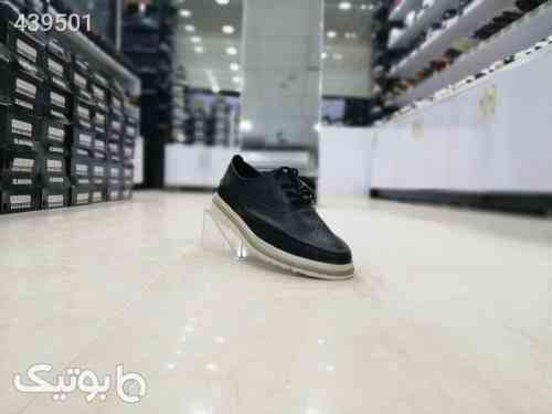 کفش مردانه بندی مشکی 99 2020