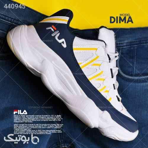 كفش مردانه FILA مدل DIMA سورمه ای 99 2020