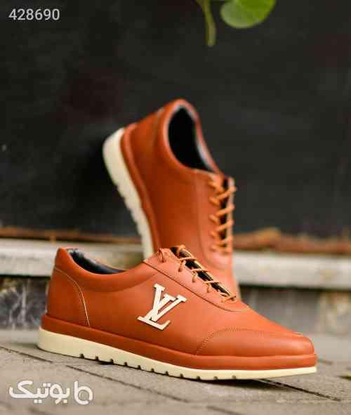 كفش مردانه LV مدل MODEN باکیفیت عالی نارنجی 99 2020