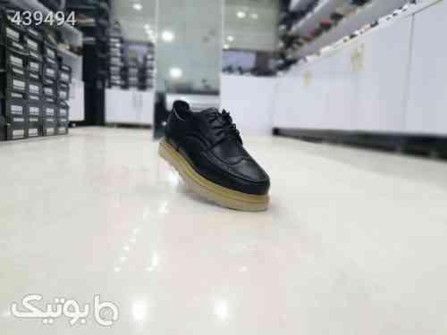 کفش هشترک بندی  مشکی 99 2020
