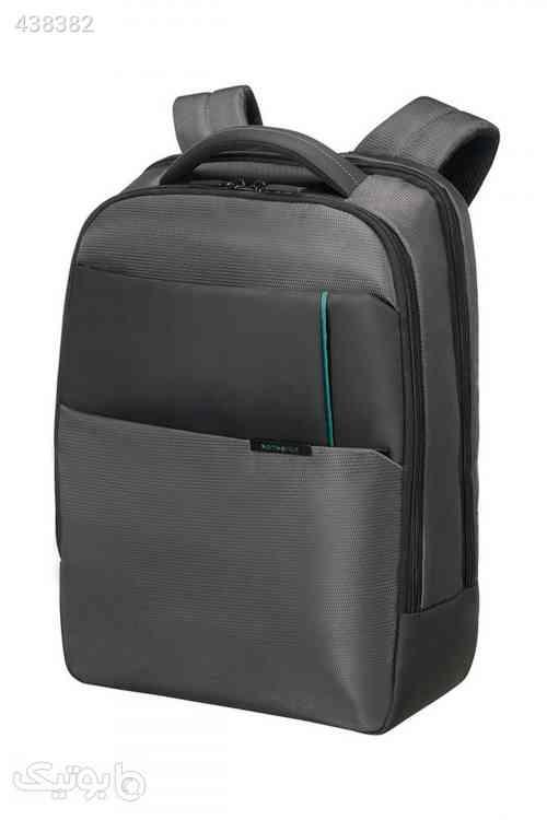 کوله پشتی لپتاپ خاکستری آنتراسیت برند Samsonite کد 1587453596 طوسی 99 2020