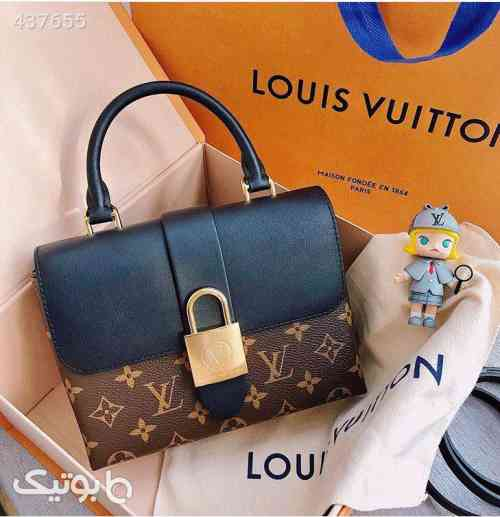 کیف دستی  LOUIS VUITTON  قهوه ای 99 2020