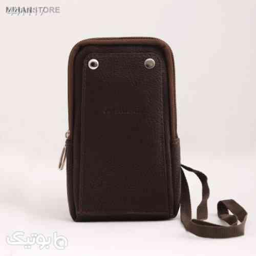 کیف کارت و موبایل کابوک مشکی 99 2020