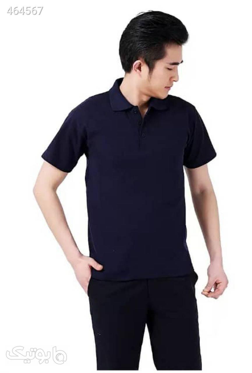 تیشرت  سورمه ای تی شرت و پولو شرت مردانه