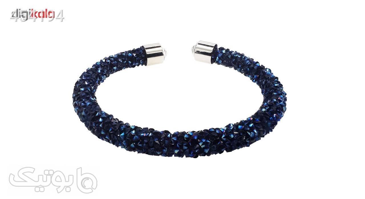 دستبند شهر شیک مدل D230 سورمه ای دستبند و پابند