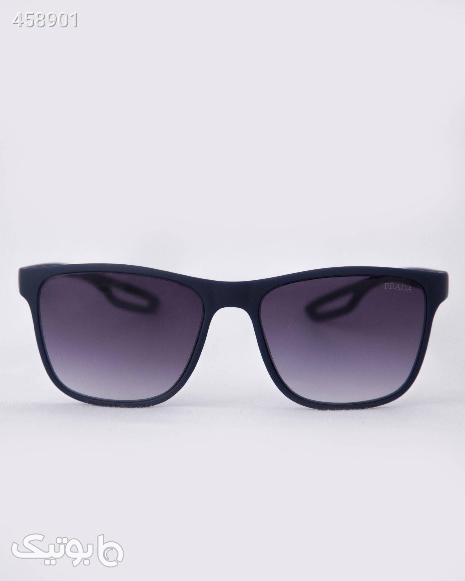 عینک دودی مردانه اسپرت - سرمهای سورمه ای عینک آفتابی