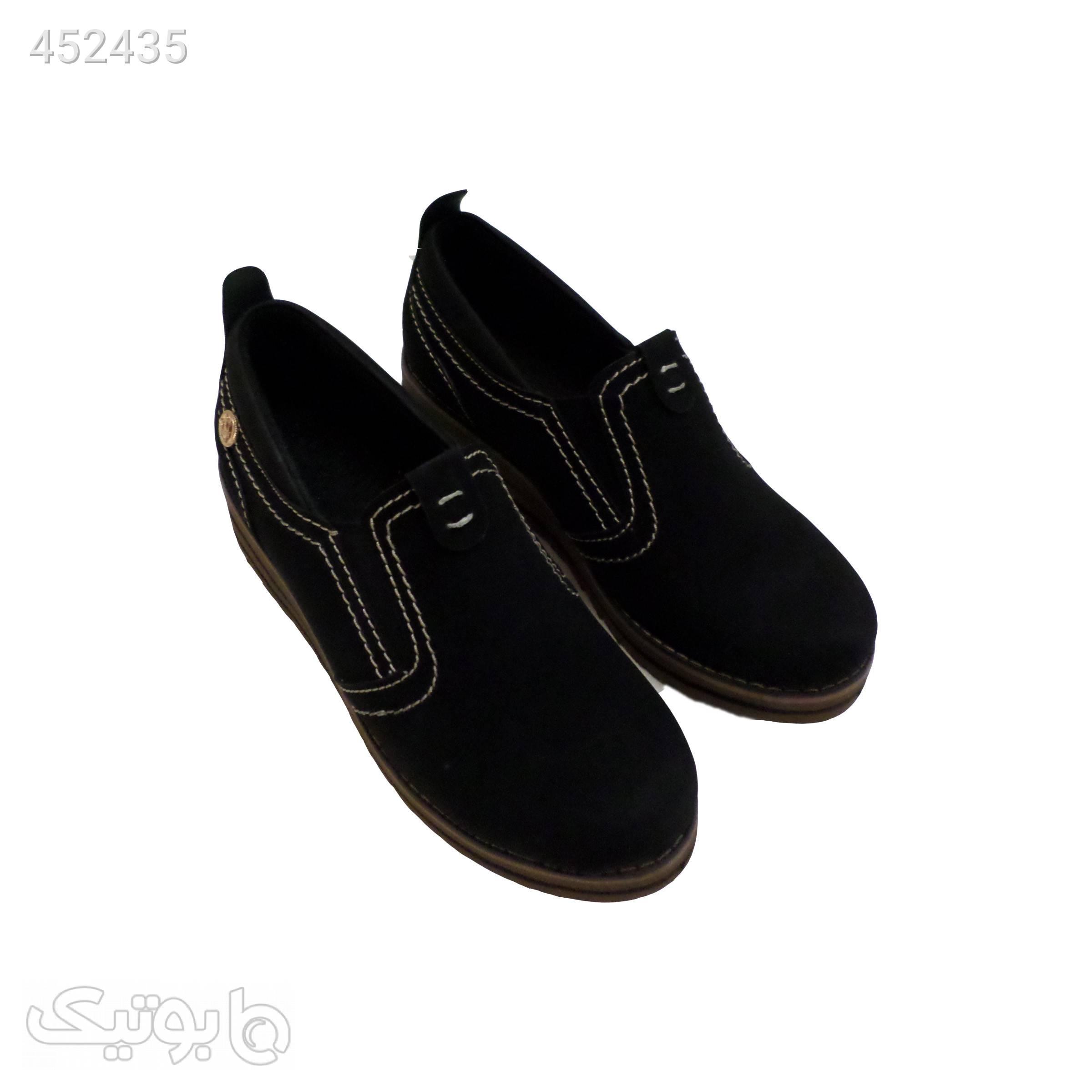 کفش زنانه مدل کوبا مشکی كفش زنانه
