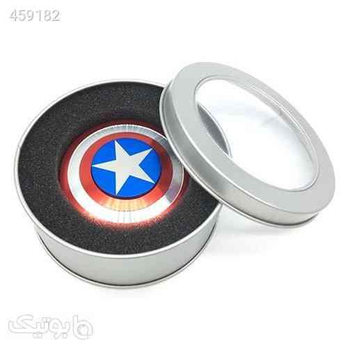 فیجت اسپینر Captain America مشکی 99 2020
