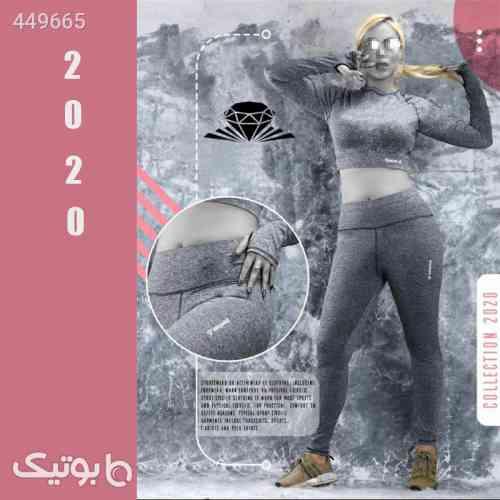 ست بلوز شلوار اسپرت کد:۱۰۶۲ طوسی 99 2020