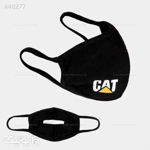 ♦️پکیج 5 عددی ماسک پارچه ای  مدل Cat  مشکی 99 2020