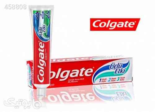 خمیر دندان 3 کاره کلگیت Colgate حجم 50 میلی لیتر سفید 99 2020