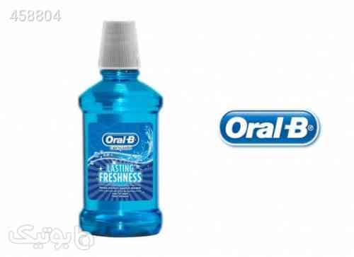 دهانشویه Oral-B complete LASTING FRESHNESS حجم 250 میلی لیتر آبی 99 2020