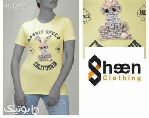 تی شرت زرد 99 2020